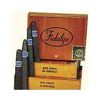 Fidalgo Negro Torpedo